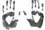 Handpalmafdruk als opsporingsmethode