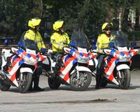 Politieacties, Bouman vertrekt