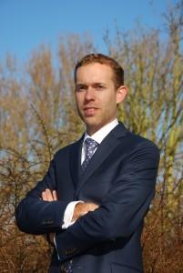 Thijs van Rooden, branch manager Safety Services bij Securitas