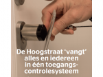 Case study toegangscontrole: De Hoogstraat