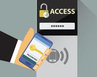 mobiele technologie voor toegangscontrole, toegangsmanagementsysteem