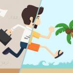 Veilig online werken op vakantie: 3 veiligheidsrisco's + tips