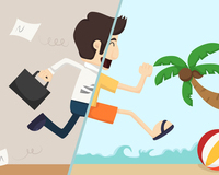 veilig online werken op vakantie