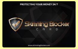 skimming blocker