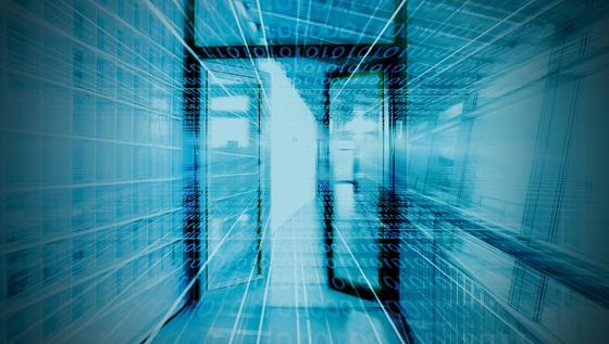 De mens in grootste gevaar in online veiligheid. Picnic