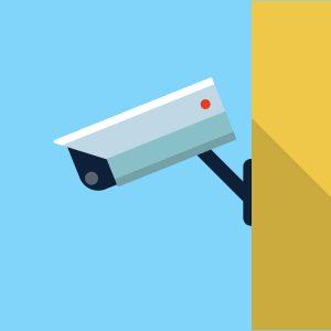 Toegangscontrole en CCTV