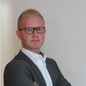 Jeroen van Os, Nedap, blog toegangscontrole
