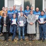 Veiligheidsacademie reikt diploma's handhavers uit