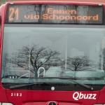 Extra beveiliging buslijnen Qbuzz