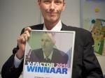 Toomy Kerkhofs winnaar V-faktor