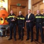 Prijs voor Rotterdamse politie voor inbraakdaling