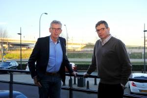 Interview met Ab Verkaik en Robert van der Haas