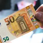 Nieuw 50 eurobiljet moet namaken voorkomen