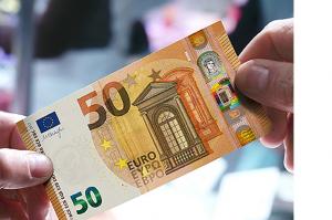 nieuw 20 eurobiljet moet namaken voorkomen