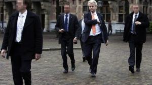 beveiliging Geert Wilders