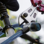 Lokfiets schrikt fietsendieven af