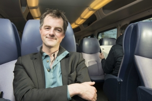Sander Flight is zelfstandig onderzoeker en adviseur. Hij geeft al bijna twintig jaar advies aan overheid en bedrijfsleven over cameratoezicht (foto: robertlagendijk.nl).