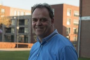 """Marc van Dongen, Teamleider Facilitaire Zaken: """"We wilden medewerkers niet opzadelen met drie verschillende sleutels."""""""