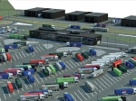 Trucking parking Maasvlakte Plaza