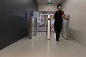 Tioegangscontrole_casestudy Lely