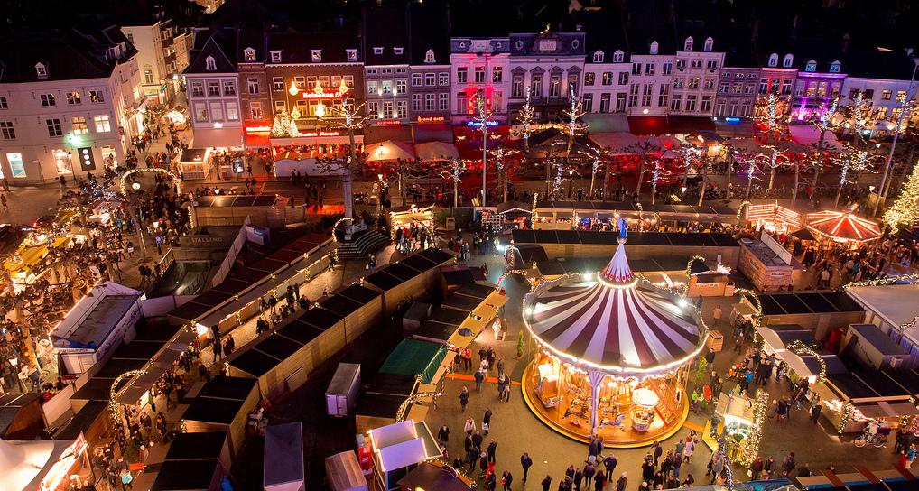 Extra Beveiligingsmaatregelen Nederlandse Kerstmarkten