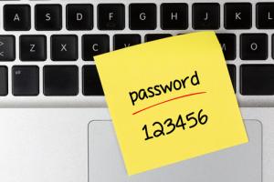 Wachtwoordregels websites vaak niet in orde