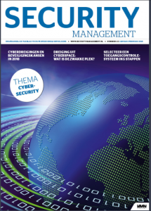 Security Management 2018-1-2 cover
