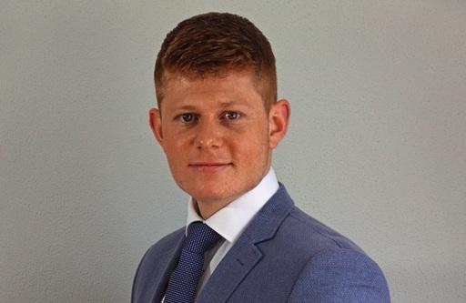 Young Professional Jesse Gerritsen