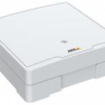 Axis breidt zijn toegangscontroleportfolio uit met een netwerkdeurcontroller voor grote installaties