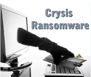 Ransomware Crysis