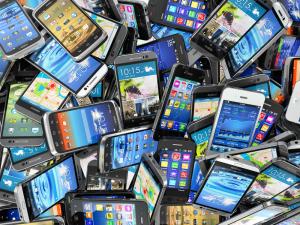 helft smartphones geen wachtwoord