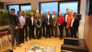 Stichting Examens Brandveiligheid & Security van start