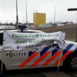 Politiebonden wijzen cao loonbof van 7% af