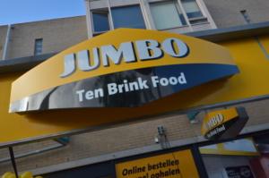 Jumbo Ten Brink wint award veiligste winkel