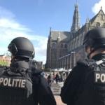 Beveiliging stadhuis Haarlem verder opgevoerd