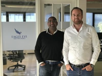 Rishi Lodhia (links) en Tijmen Vos hebben al vele jaren ervaring met Video in de Cloud.
