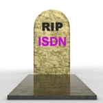 ISDN stopt, is dat ernstig? Zeker!