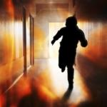 vluchtgedrag bij brand