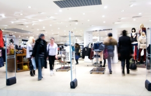 burger beveiliger in winkels