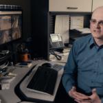 IP-decodermonitoren Alan Baird EIZO
