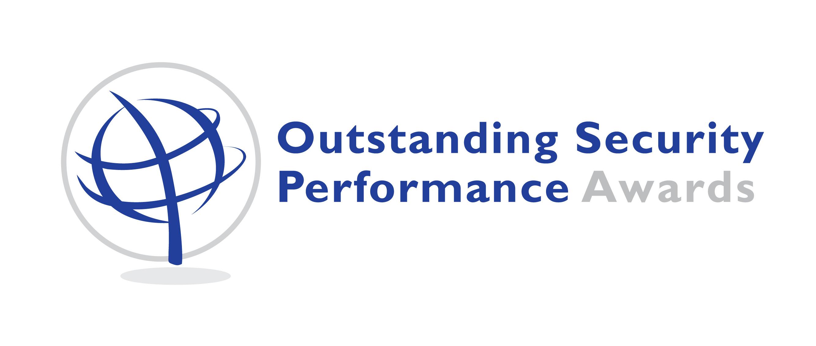 OSPA's, ASCM2020, security award
