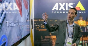 Axis Communicationa Smart City Expo 2019