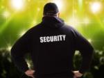 beveiliger, geweld, security