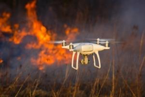 drones, brandweer, brandveiligheid, brandbestrijding