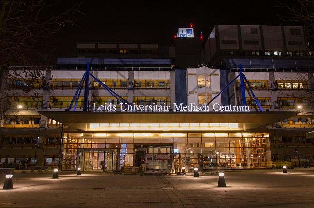 corona, Leids Medisch Centrum, Piet van Egmond