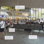 meldkamer van de toekomst, AI, camerabeelden, beveiliging