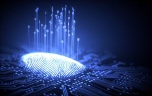digitale identiteit, digitale vingerdruk