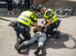 fysiek politiegeweld afgenomen meer pepperspray ingezet