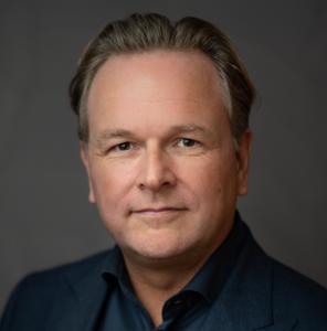 Ernst Jan Stigter, General Manager van Microsoft Nederland