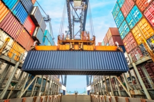 containers, drugscriminaliteit haven